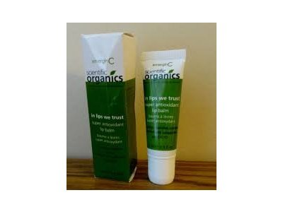 EmerginC Scientific Organics In Lips We Trust Super Antioxidant Lip Balm - Image 1