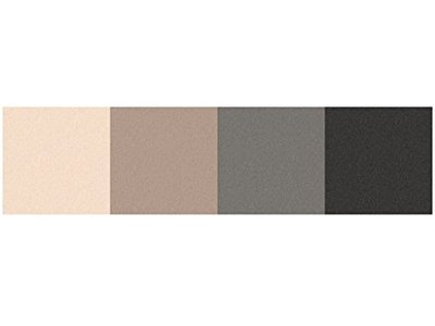 CoverGirl Eyeshadow Quads, Stunning Smokey 715, 0.06 Ounce - Image 3