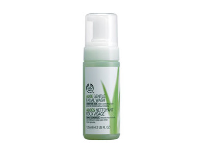 Aloe Gentle Facial Wash, The Body Shop - Image 1