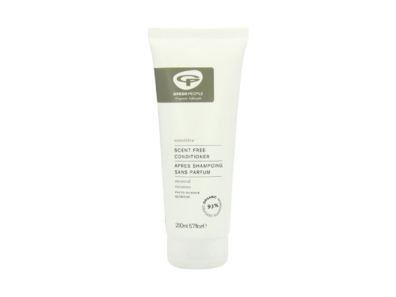 Green People Scent Free Conditioner, 200ml