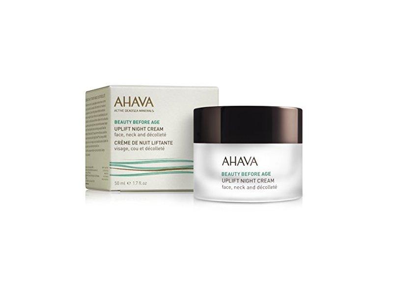 AHAVA Women's Uplift Night Cream, 1.7 fl. oz.