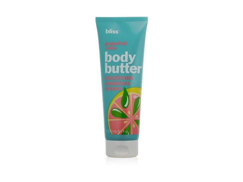 Bliss Body Butter, Grapefruit + Aloe, 6.7 fl. oz.