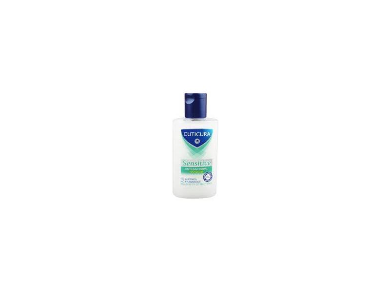 Cuticura Sensitive Antibacterial Hand Gel