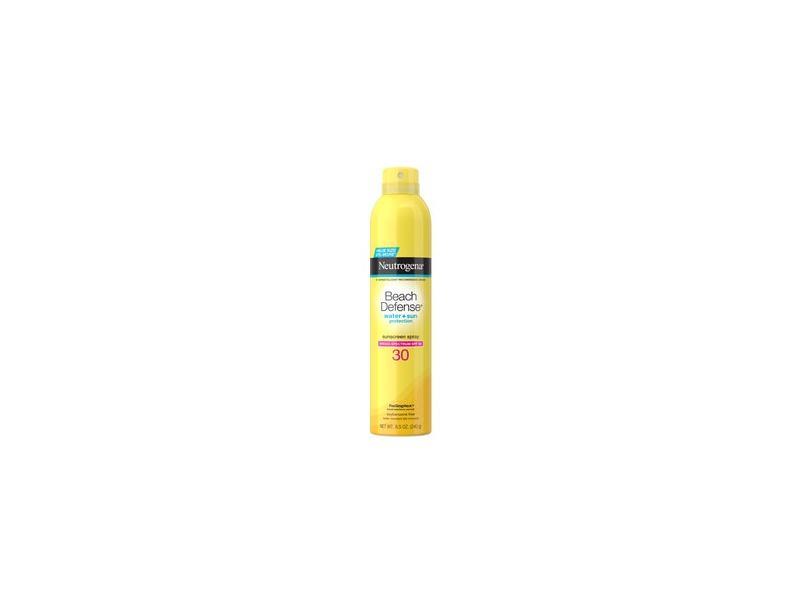 Neutrogena Beach Defense Spray Body Sunscreen SPF 30