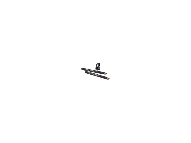 CoverGirl Brow And Eyemaker, Midnight Black, 2-pack