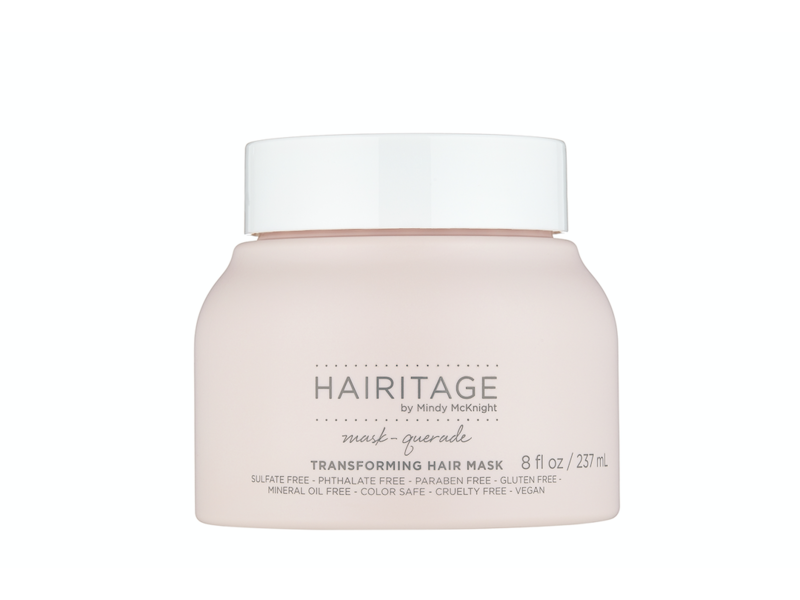 Hairitage By Mindy McKnight Mask-Querade Transforming Hair Mask, 8 fl oz