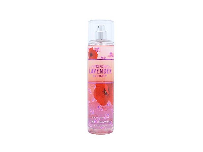 Bath & Body Works French Lavender & Honey Fine Fragrance Mist, 8 oz/236 mL