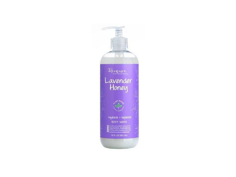 Renpure Body Wash, Lavender Honey, 19 fl oz
