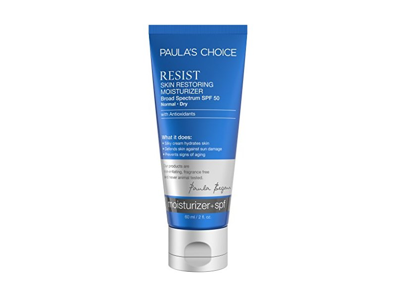 Paula's Choice RESIST Skin Restoring Moisturizer, SPF 50, 2 fl oz