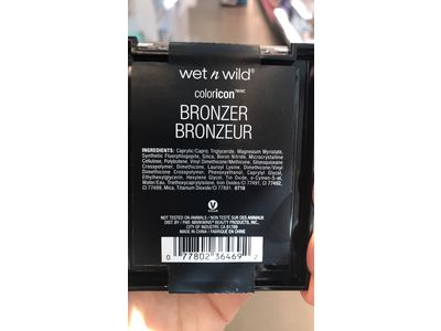 Wet N Wild Color Icon Bronzer, Ticket To Brazil - Image 3