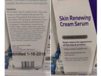 CeraVe Skin Renewing Cream Serum, 1 fl oz - Image 6
