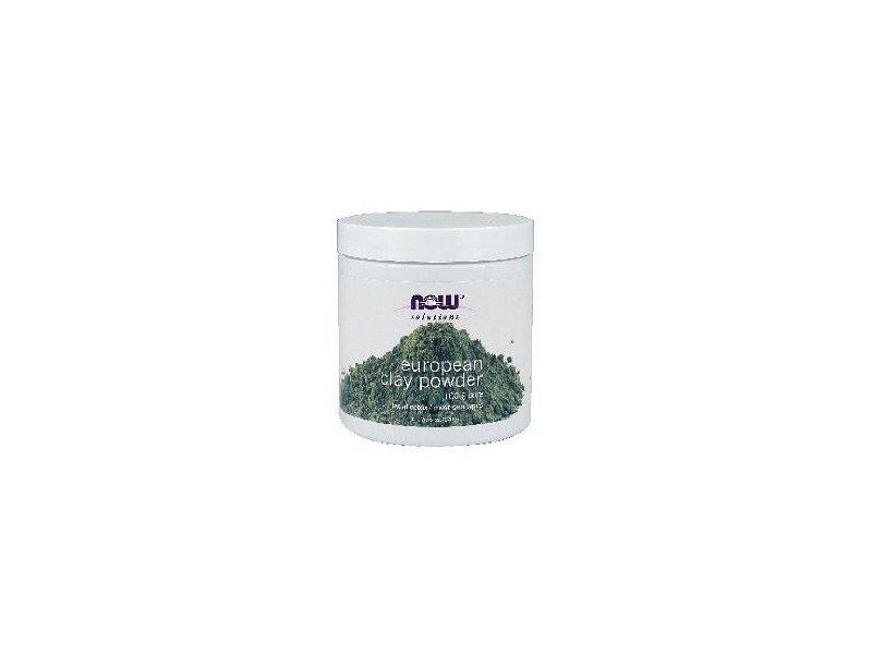 Now Foods European Clay Powder, 6 oz/170 g