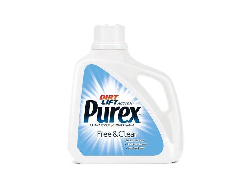 Purex Free Amp Clear Laundry Detergent 150 Fl Oz