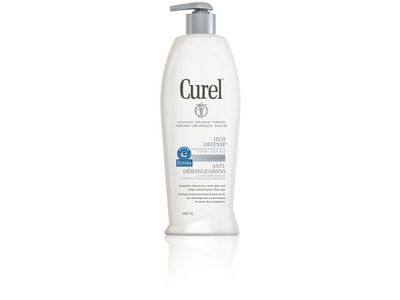 Curel Itch Defense Lotion, 480 mL