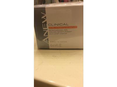 Avon ANEW CLINICAL Extra Strength/Extrafort Retexturizing Peel, 30 Pads - Image 4