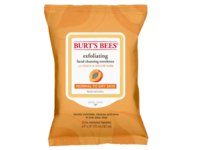 Burt's Bees Exfoliating Facial Cleansing Towelettes, Peach and Willow Bark - Image 2