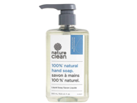 Nature Clean Liquid Hand Soap, Unscented, 16.8 Fluid Ounce. - Image 2