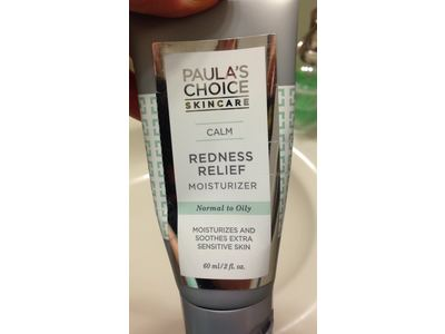 Paula's Choice Calm Redness Relief Nighttime Moisturizer with Green Tea for Normal to Oily Skin - Image 6