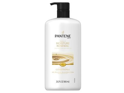 Pantene Pro-V Daily Moisture Renewal Hydrating Conditioner 28 fl oz with Pump (Product Size May Vary)