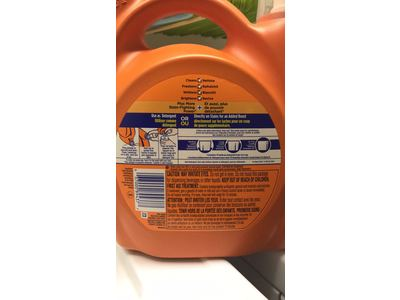 Tide Ultra Stain Release High Efficiency Liquid Laundry Detergent, 138 Oz - Image 4