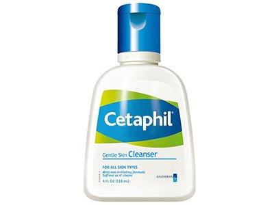 Cetaphil Gentle Skin Cleanser, 4.0 -Ounce Bottles