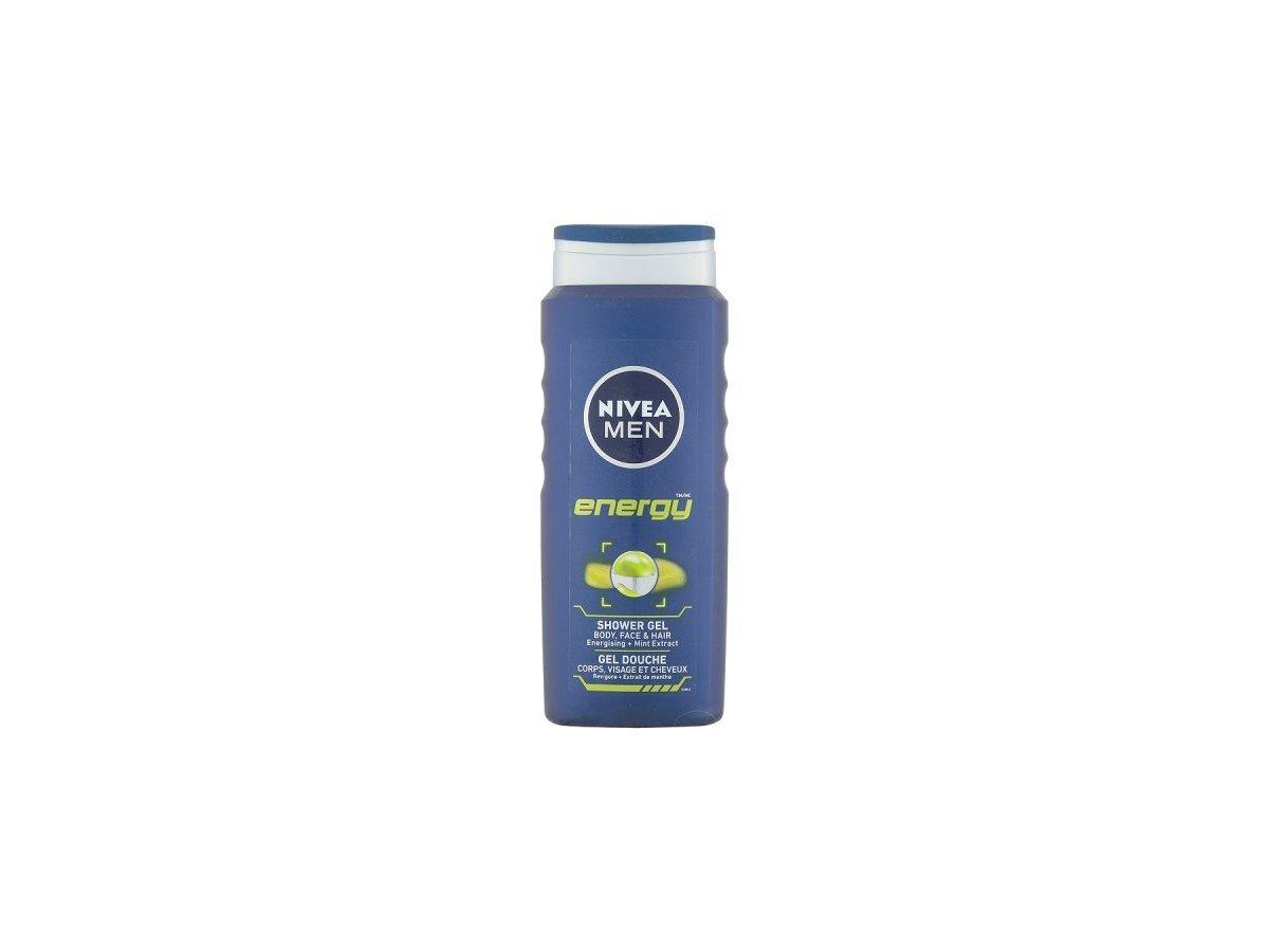 Neutrogena Shower And Bath Gel Nivea Men Shower Gel Energy 500ml Ingredients And Reviews