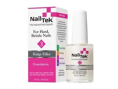 Nail Tek Foundation 3 Ridge Filler, 0.5 oz