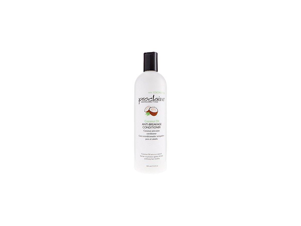 Proclaim Coconut Oil Anti Breakage Conditioner Ingredients