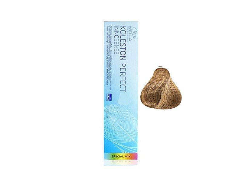 Wella Koleston Perfect INNOSENSE Hair Color Intense, Light Blonde 8/0, 2 oz