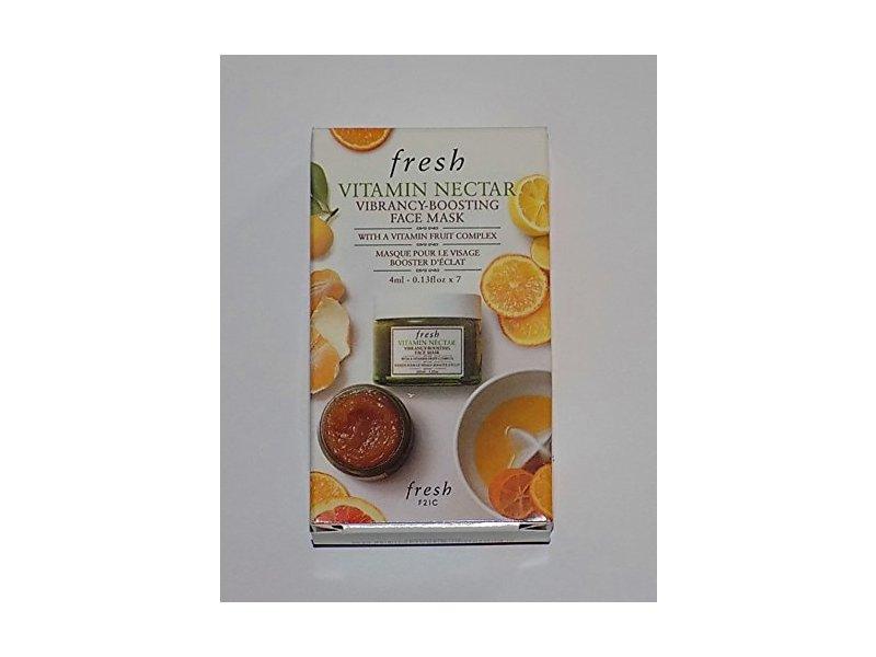 Fresh Vitamin Nectar Vibrancy-Boosting Face Mask (Travel Size)
