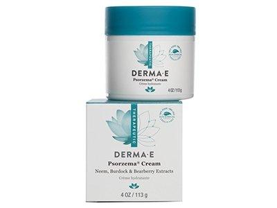Derma E Psorzema Cream 4.0 ounces, 113 grams. Pack of 6.