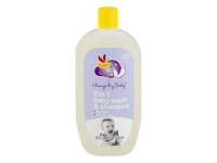 Always My Baby 2-in-1 Baby Wash Shampoo, 28 fl oz - Image 2
