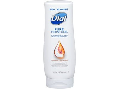 Dial Pure Moisture Body Wash Neroli