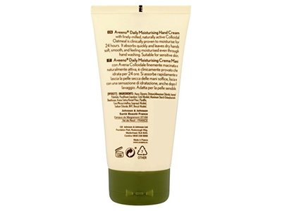 Aveeno Intensive Relief Hand Cream with Oatmeal, 75ml - Image 4