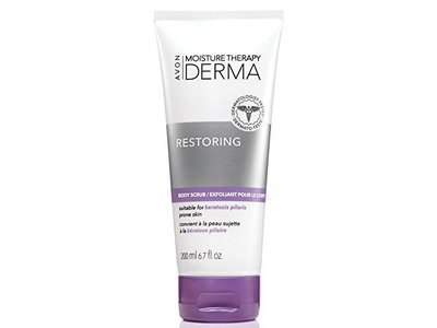 Avon Moisture Therapy DERMA Body Scrub, 6.7 fl oz