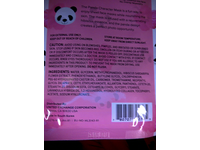 Nu-por Panda Character Face Mask, 1.05 oz - Image 4