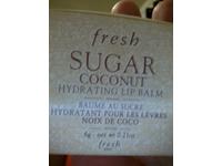 Fresh Sugar Coconut Hydrating Lip Balm 0.21oz/6g - Image 3