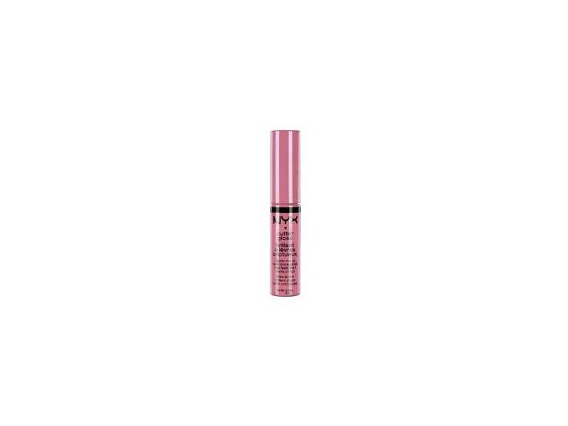 NYX Cosmetics Butter Lip Gloss, Merengue, .27 fl oz