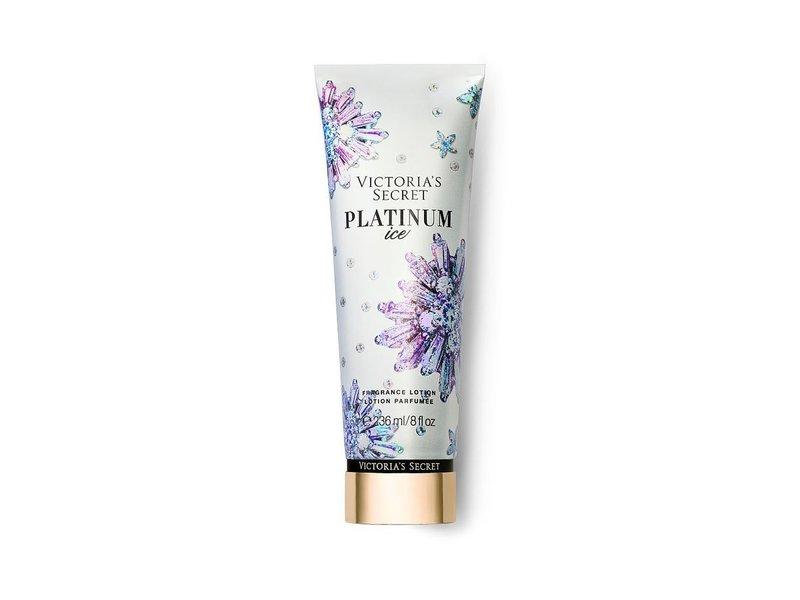 Victoria's Secret Platinum Ice Fragrance Lotion, 8 oz