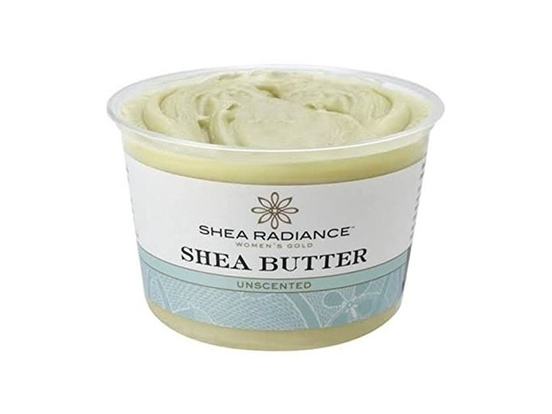 Shea Radiance Pure Shea Butter, Unscented, 14 oz