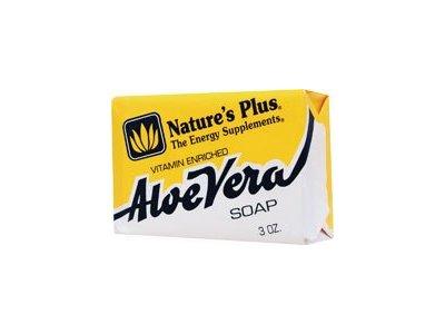Nature's Plus Aloe Vera Soap - 3 oz