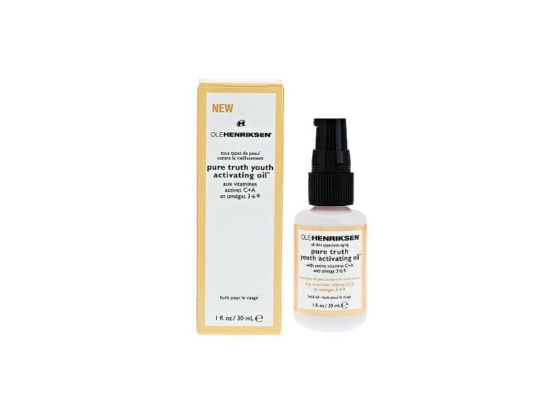 Ole Henriksen Pure Truth Youth Activating Oil, .5 fl oz