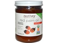 Nutiva Organic Red Palm Oil, 15 oz - Image 2