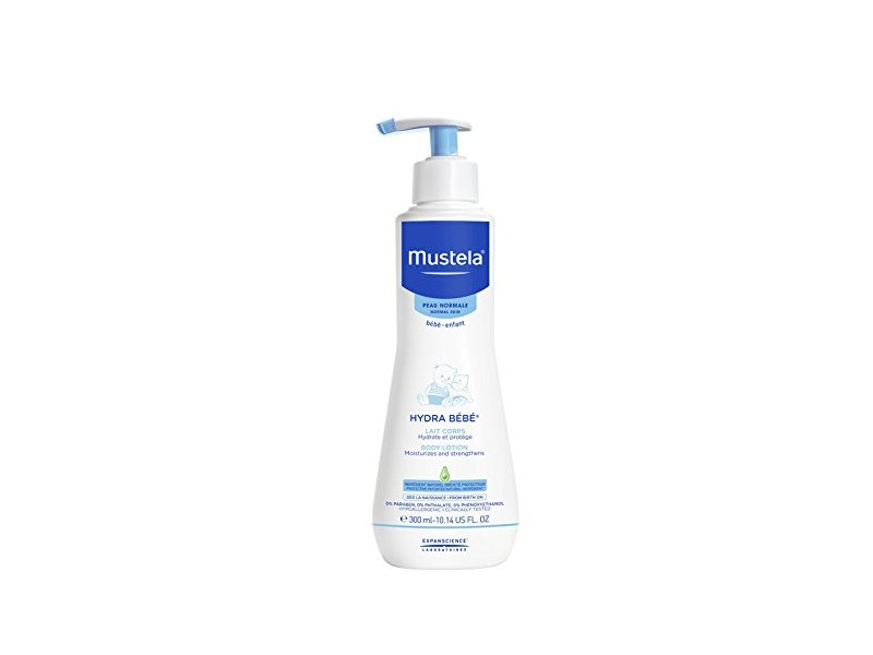 Mustela Hydra Bebe Body Lotion, 10.1 oz
