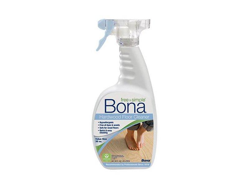 Bona Free & Simple Hardwood Floor Cleaner, 36 fl oz