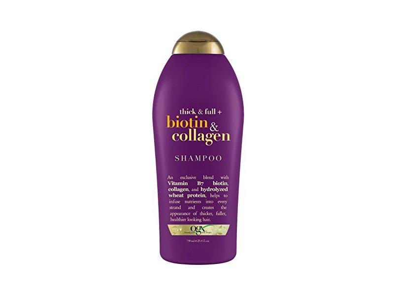 Ogx Shampoo Biotin & Collagen, 25.4oz