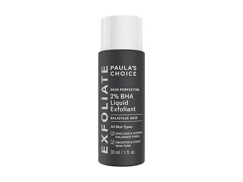 Paula's Choice Skin Perfecting 2% BHA Liquid Exfoliant, 1fl oz/30 mL