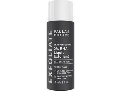 Paula's Choice Skin Perfecting 2% BHA Liquid Exfoliant, 1fl oz/30 mL