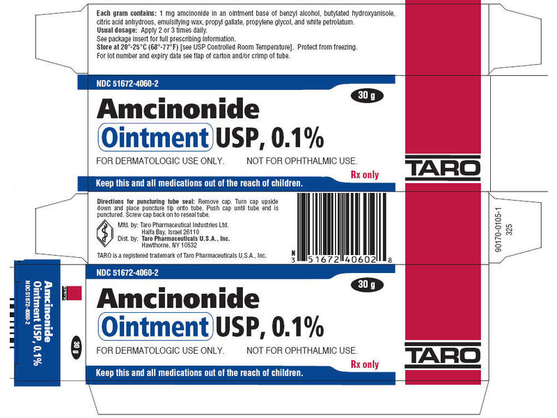 Amcinonide 0.1% Topical Ointment (RX) 15 Grams, Taro Pharmaceuticals