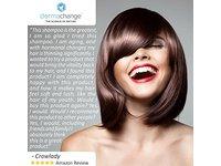DermaChange Thick & Full Hair Growth Organic Conditioner, 8 oz - Image 4